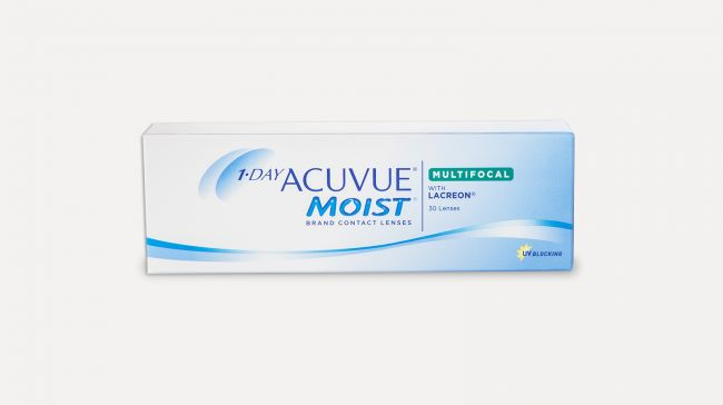 1-DAY ACUVUE MOIST MULTIFOCAL HIGH X30