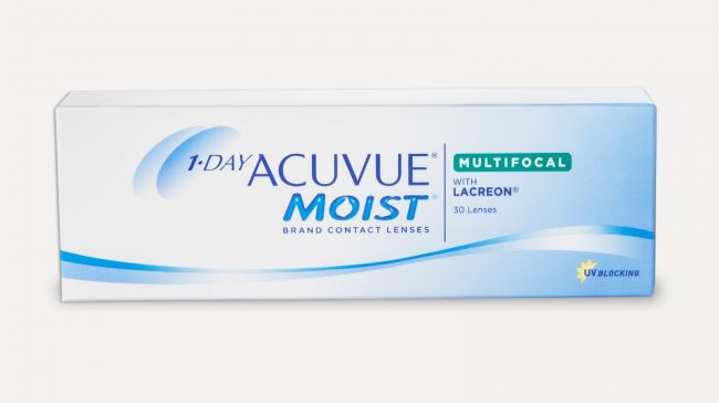 1-DAY ACUVUE MOIST MULTIFOCAL LOW X30