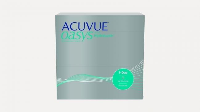 ACUVUE OASYS 1-DAY (x90)