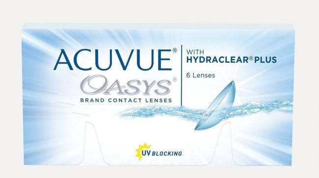 ACUVUE OASYS X6