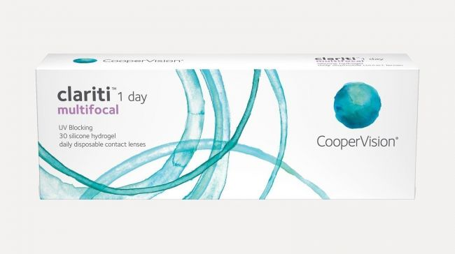 CLARITI 1-DAY MULTIFOCAL LOW X30