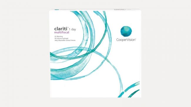 CLARITI 1-DAY MULTIFOCAL LOW X90