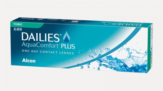 DAILIES AQUACOMFORT PLUS  TORIC X30