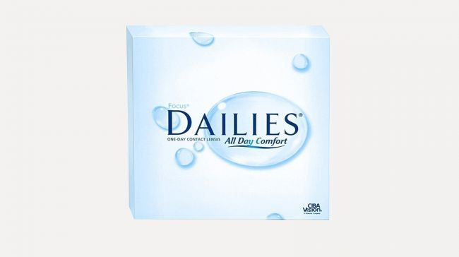 FOCUS DAILIES ALL DAY COMFORT X90