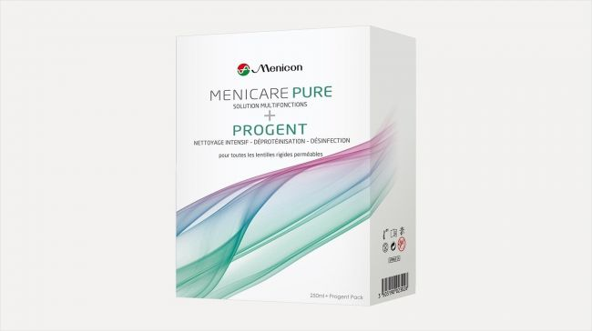 PACK MENICARE PURE  PLUS PROGENT