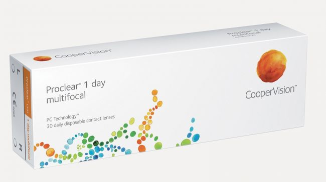 PROCLEAR 1-DAY MULTIFOCAL X30