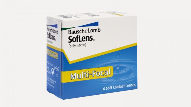 SOFLENS MULTIFOCAL HIGH X6